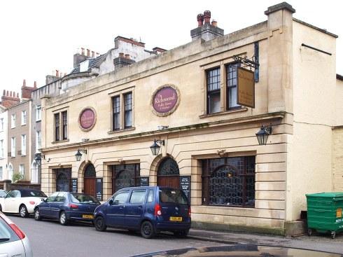 The Richmond pub